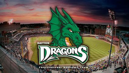 Dayton Dragon graphic
