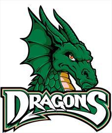 Dayton Dragon's logo