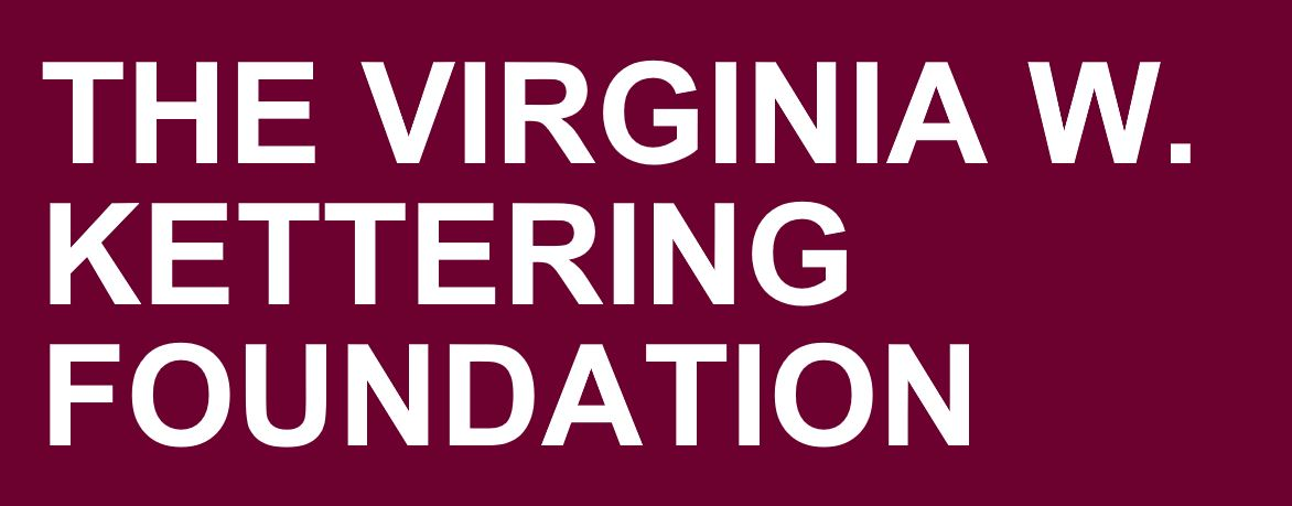 The Virginia W. Kettering Foundation