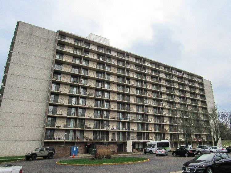 Brookview Apartments exterior