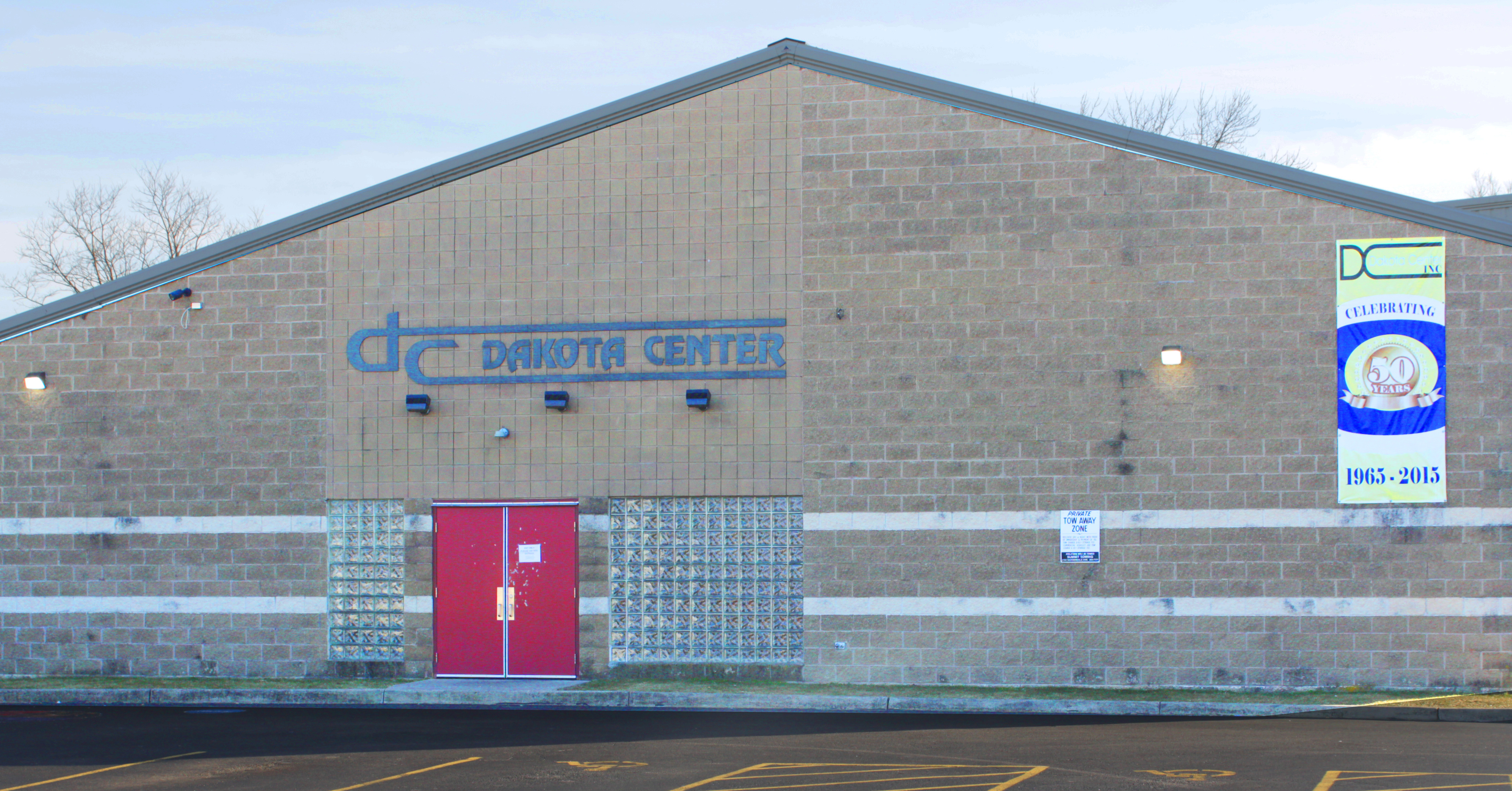 Dakota Center building exterior