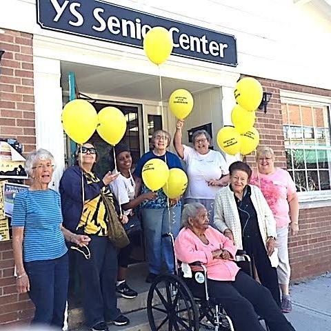 Yellow Springs Senior Center, people