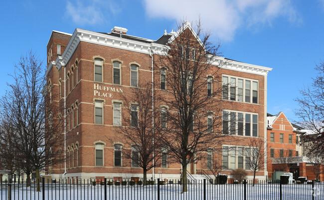 Huffman Place exterior