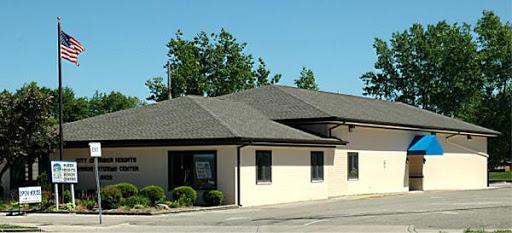 Huber Heights Senior Center exterior