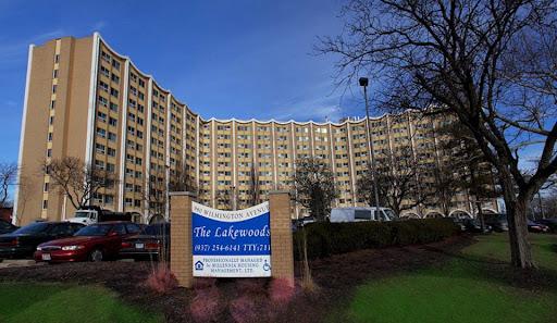 Lakewood Apartments exterior